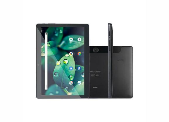 Tablet Multilaser M10 4G, Wi-Fi