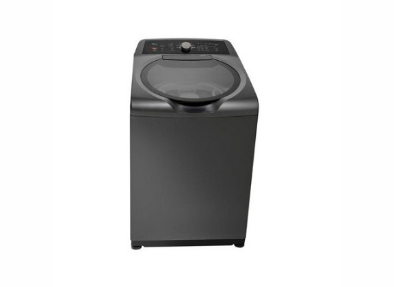 Máquina de Lavar  Brastemp 15Kg Inox