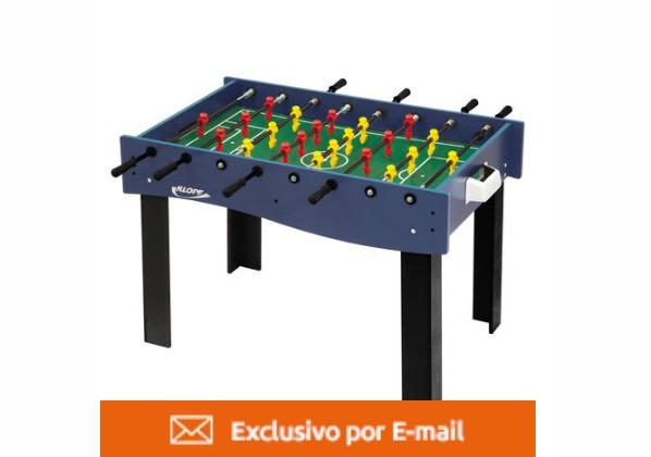 Mesa de Pebolim Galera 4 Jogadores em MDF - Klopf 1058