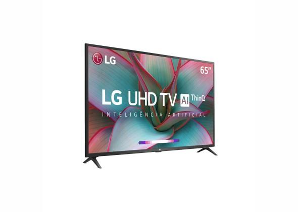 "Smart TV LED 65"" LG  UN7310PSC 4K Bluetooth"