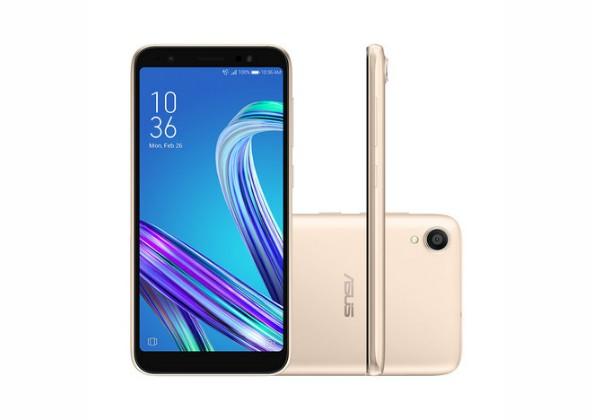 Smartphone Asus ZenFone L2 32GB Dourado