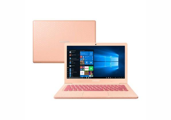 Seleção de Notebooks Samsung
