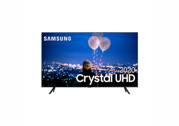 "Samsung Smart TV 65"" Crystal UHD TU8000 4K"