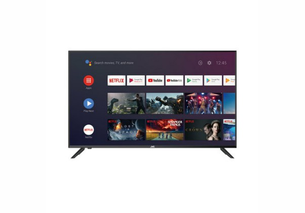 "SMART TV LED 55"" JVC  LT-55MB508 Ultra HD 4K"