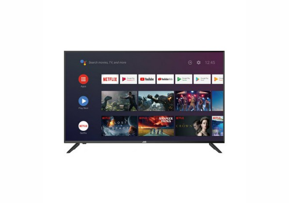 "Smart TV LED 43"" JVC  LT-43MB508 ULTRA HD 4K"