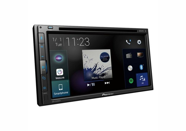 Multimídia Receiver AVH-Z5280TV Pioneer 6.8 Pol Touchscreen