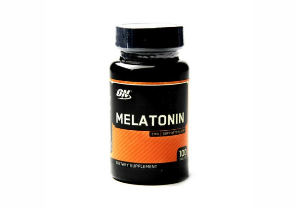 Melatonina 3mg (100 comprimidos) Optimum Nutrition