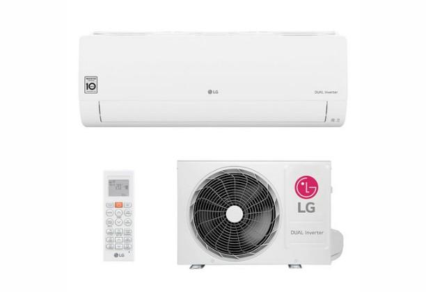 Ar Condicionado Split Hw Dual Inverter Voice Lg 12000 Btus