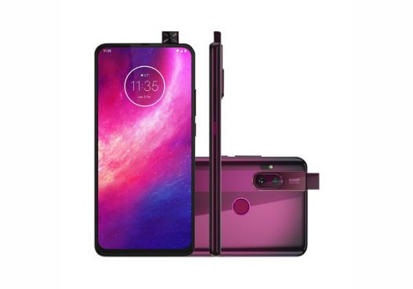 Smartphone Motorola One Hyper 128GB Rosa Boreal 4G