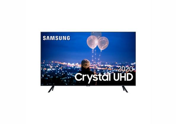 "Samsung Smart TV 65"" Crystal UHD TU8000 4K, Borda Infinita"