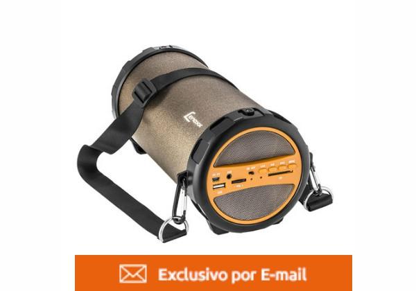 Caixa Bluetooth Lenoxx Speaker BT530 30W RMS