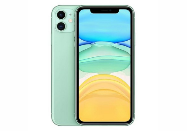 iPhone 11  Apple Verde