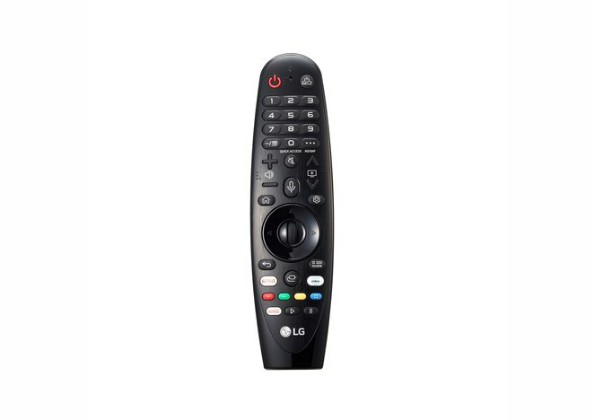 Controle Remoto Original  para TV LG AN-MR19BA Preto