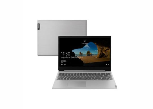 """Notebook Lenovo AMD Ryzen  5-3500U 12GB 1TB Tela 15.6"""" Windows 10 S145 81V70005BR"""