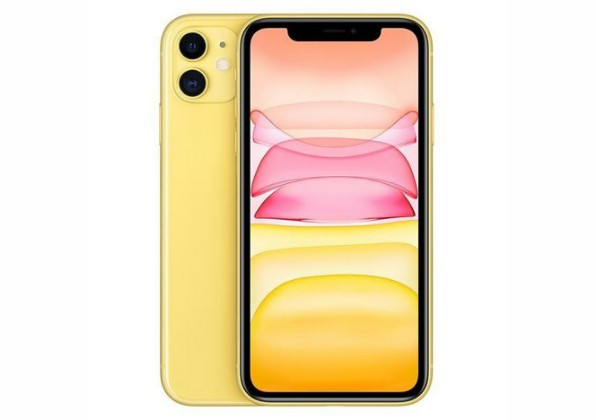 iPhone 11  Apple Amarelo