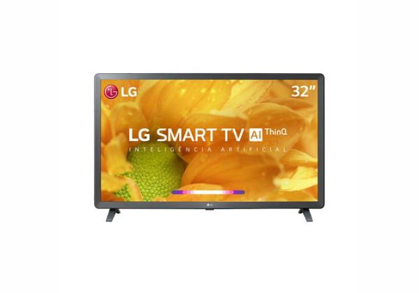 "Smart TV LED 32"" LG 32LM625BPSB HD Bluetooth"