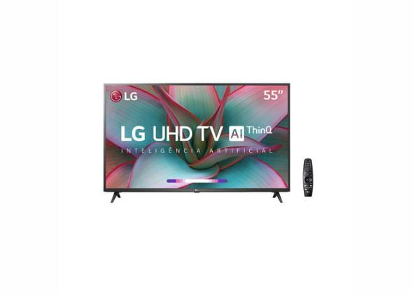 Seleção de  Smart TVs LG