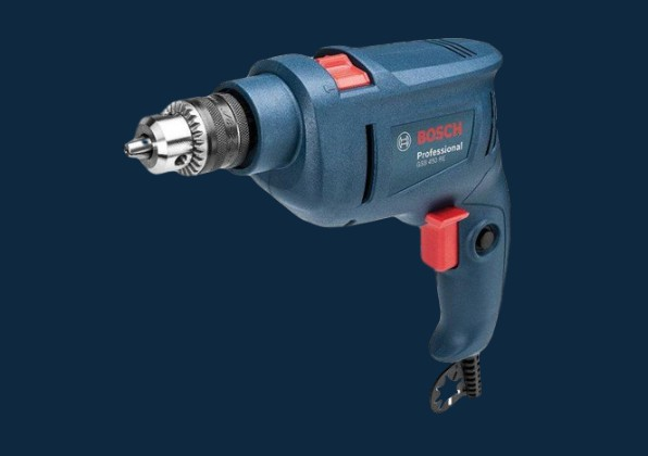 Furadeira Industrial  Bosch GSB 450 RE