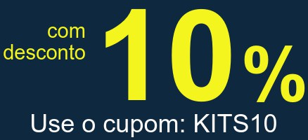 comdesconto10 %Use o cupom: KITS10