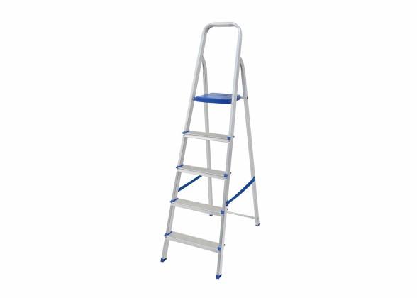 Escada Dobrável em Alumínio