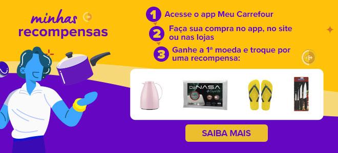 Baixe o novo app Meu Carrefour