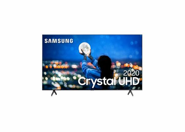 "Samsung SmartTV Crystal UHD TU7020 4K 2020 58"""