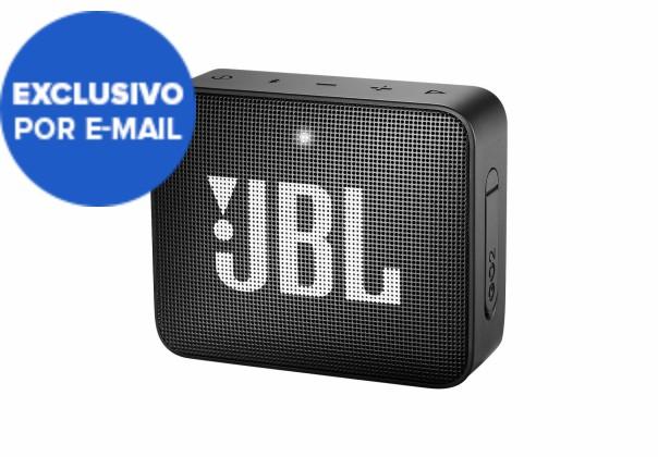 Caixa de Som Bluetooth JBL GO2 Micro USB, IPX7