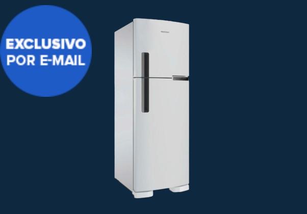 Geladeira Brastemp Frost Free Duplex 2 Portas BRM44HB