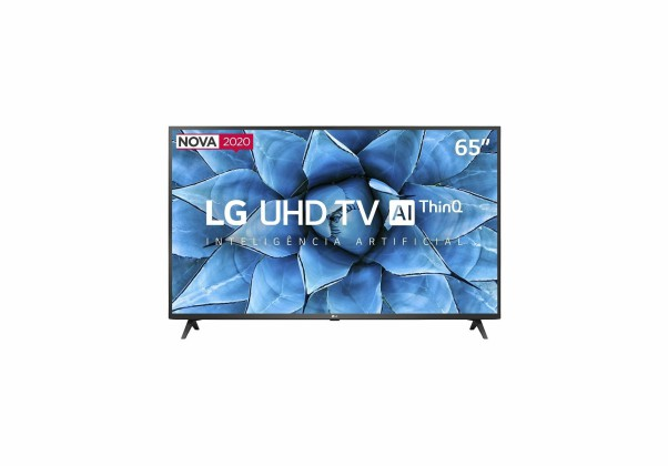"Smart TV LED 65"" LG UN7310 UHD 4K Wi-Fi, Bluetooth"